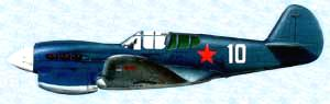 Р-40Е Б.Ф.Сафонова, 1942 год